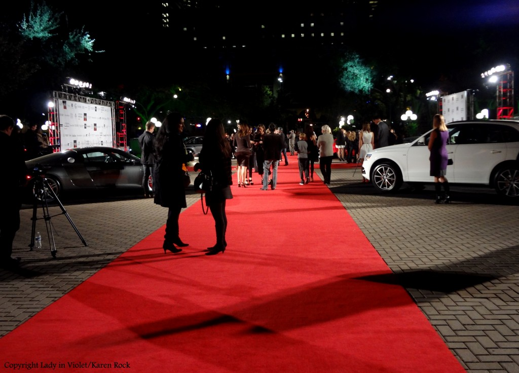 Fashion Houston Red Carpet Wortham Center Downtown Houston