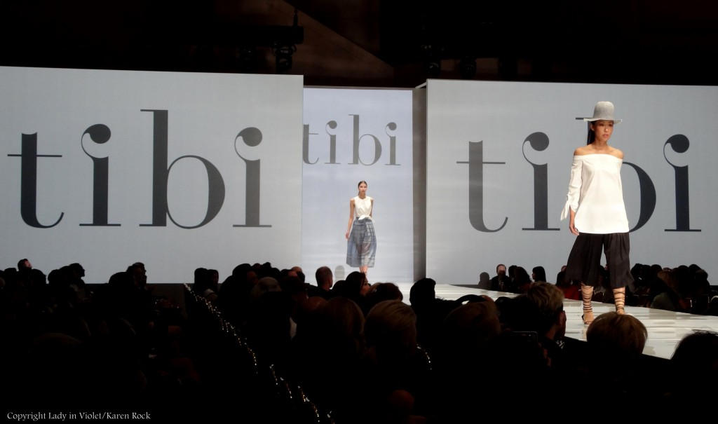 Fashion Houston Runway Show Tibi