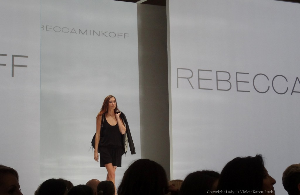 Fashion Houston Rebecca Minkoff