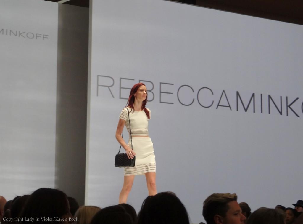 Runway Show Rebecca Minkoff
