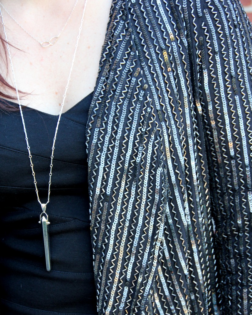 Embellished Jacket Detail