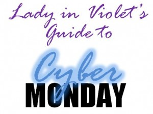 Lady in Violet Cyber Monday Guide