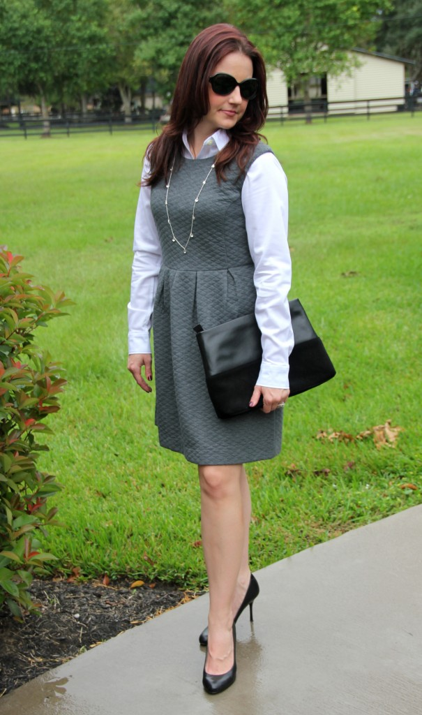 Work Style / Lady in Violet Style Blog