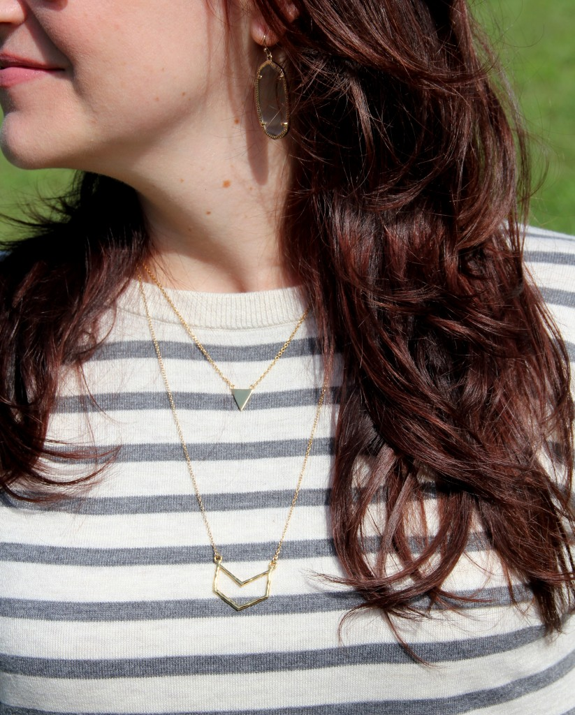 Gorjana Gold Layering Necklace