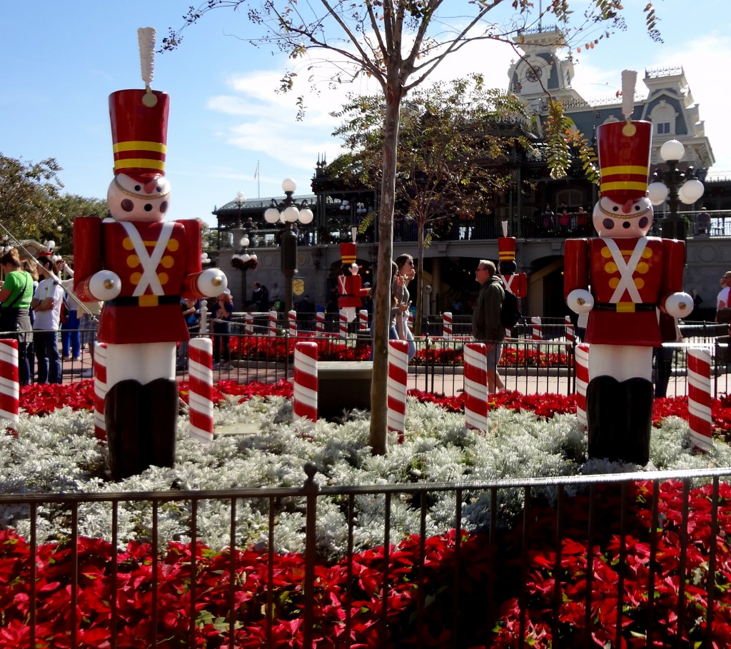 Walt Disney World Magic Kingdom Toy Soldiers