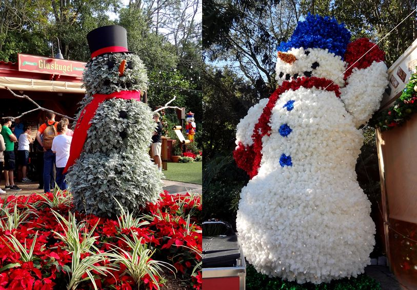 Walt Disney World Snowmen