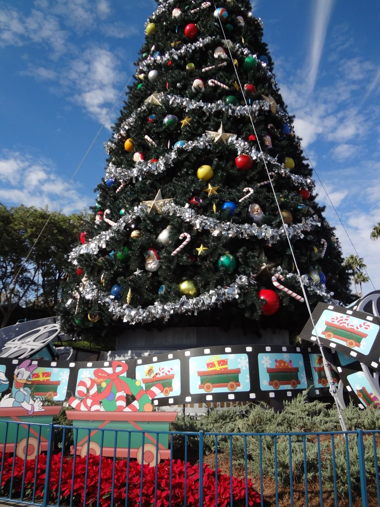 Walt Disney World Christmas Trees - Hollywood Studios