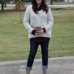 One Sweater Two Ways – Part 2