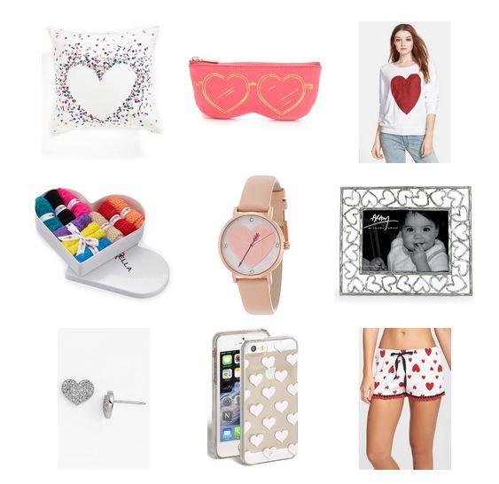 VDay Gift Hearts