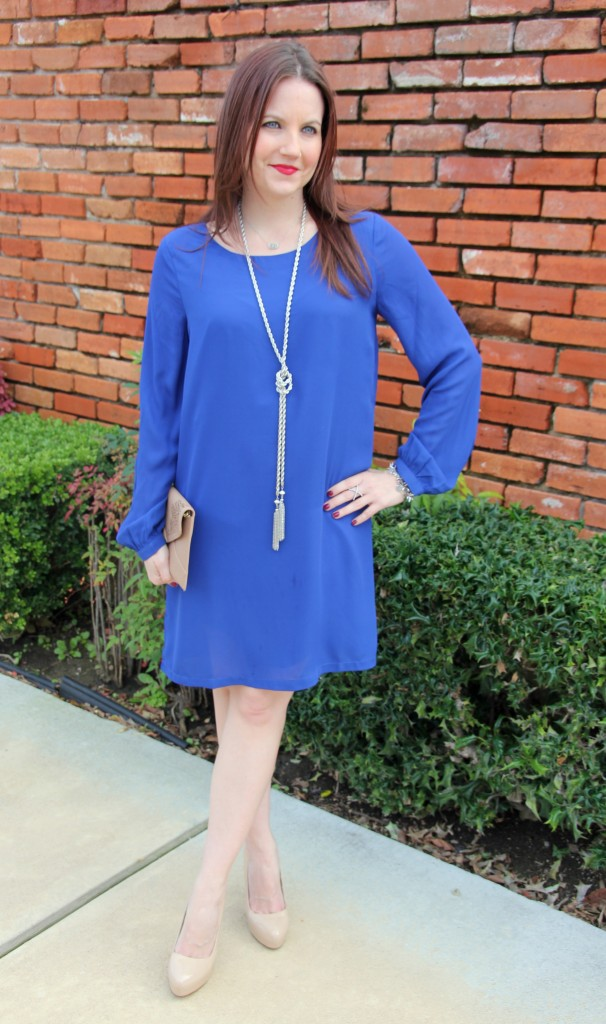 Perfect Shade Of Blue Lady In Violetlady In Violet