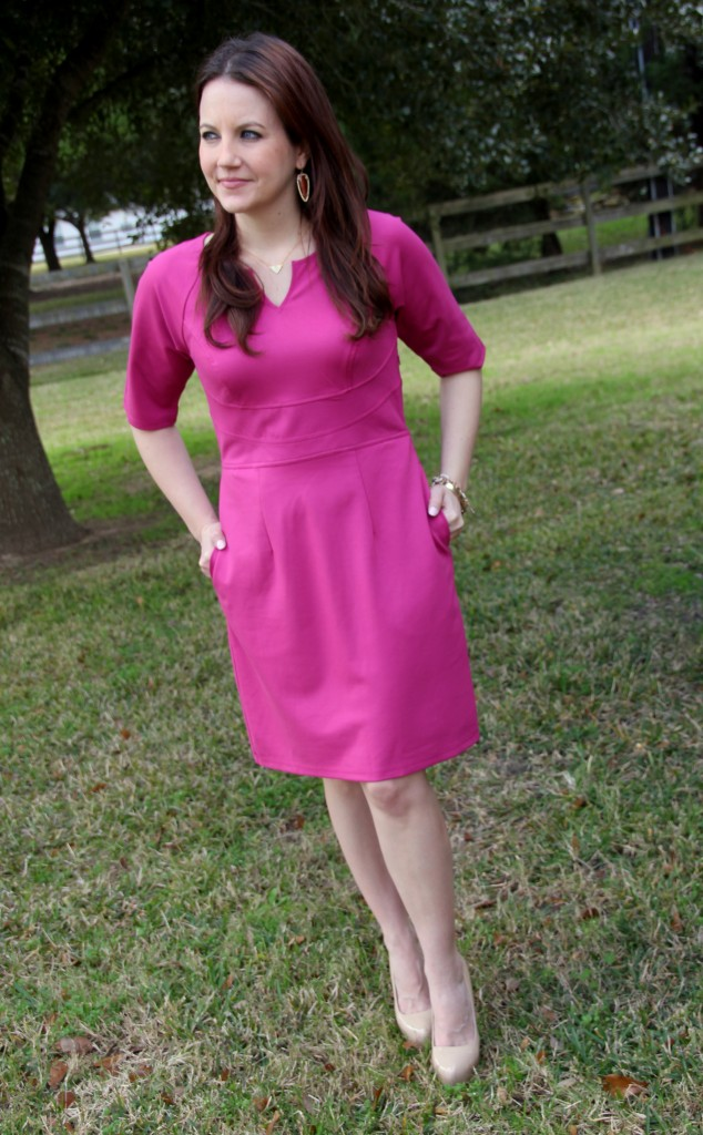 Customized to Perfection dress with eShakti online boutiique