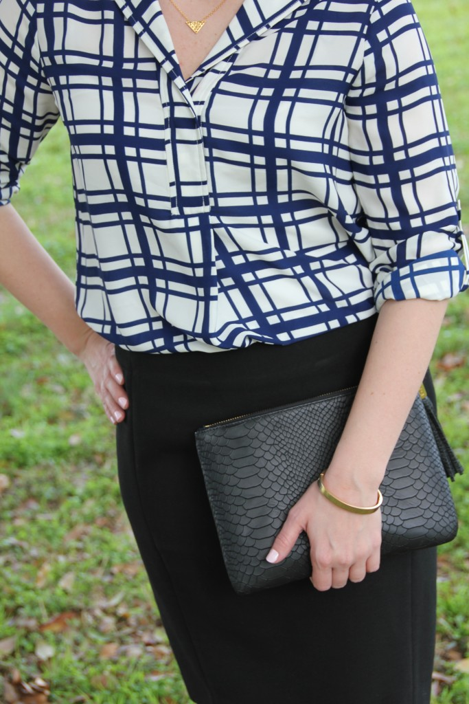 love this gigi ny black clutch!!