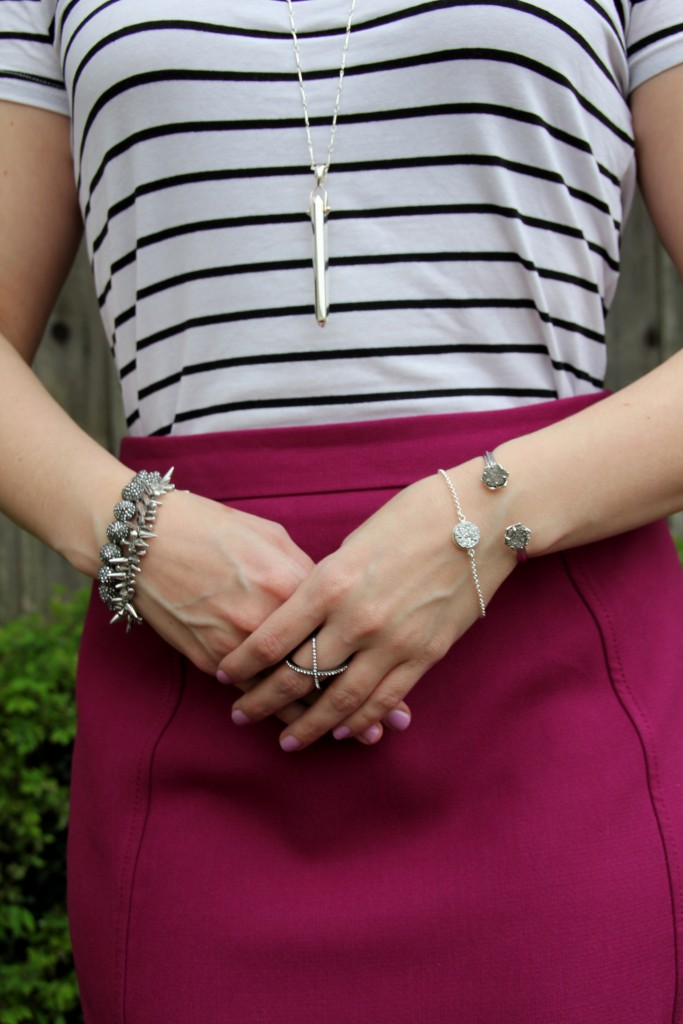 Silver Jewelry Love!  | Lady in Violet