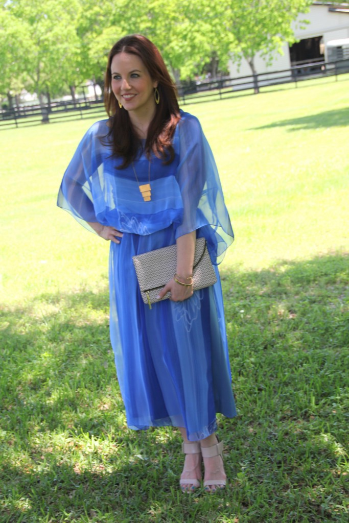 Shopping for Vintage Clothes | Lady in Violet
