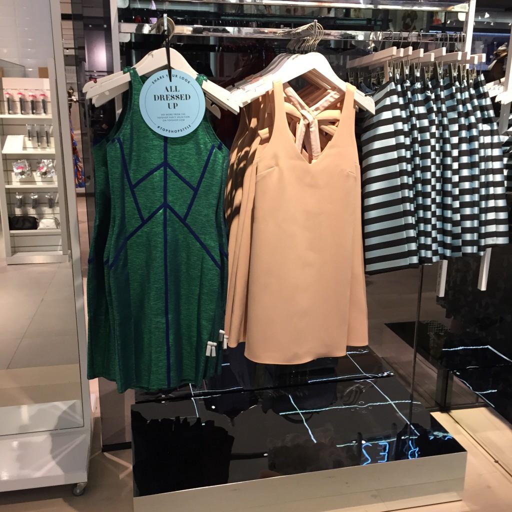 Topshop/Topman Store in Houston Galleria | Lady in Violet