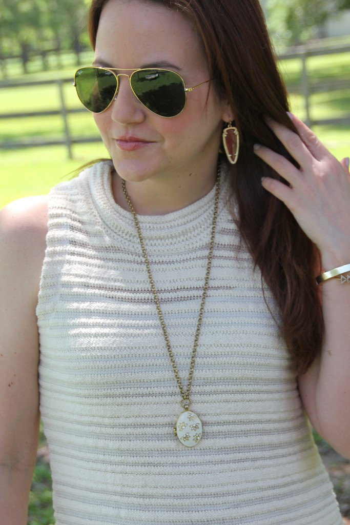 Styling Vintage Jewelry with your current jewelry | Lady in Violet