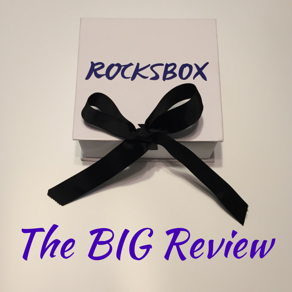 Review of Rocksbox Jewelry Subscription | Lady in Violet