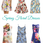 Wish List: Spring Floral Dresses