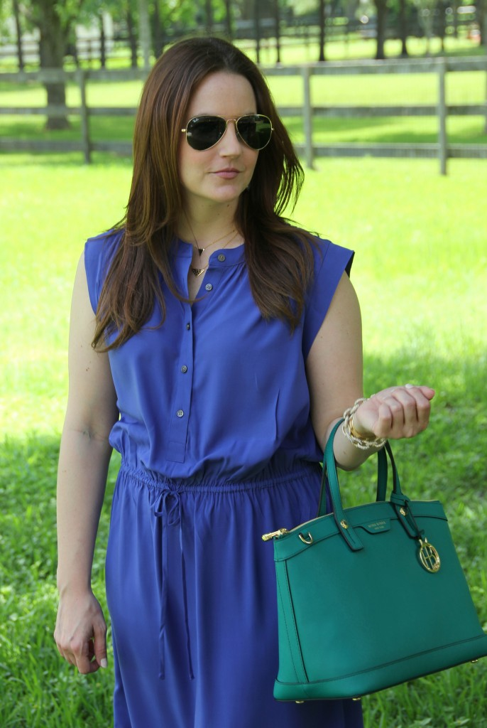 How to Choose a Colored Satchel | Lady in Violet