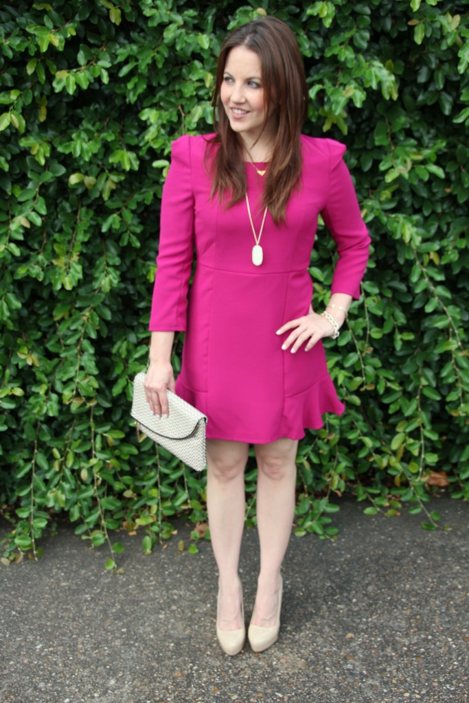 Wedding Guest Dress | Lady in Violet