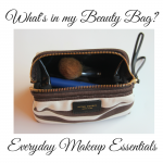 What's in my Beauty Bag? Everyday Makeup Essentials