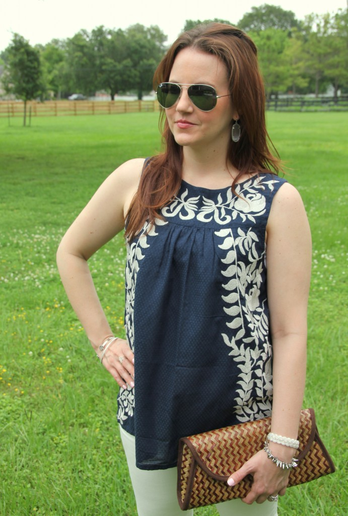 4th of July Outfit | Lady in Violet