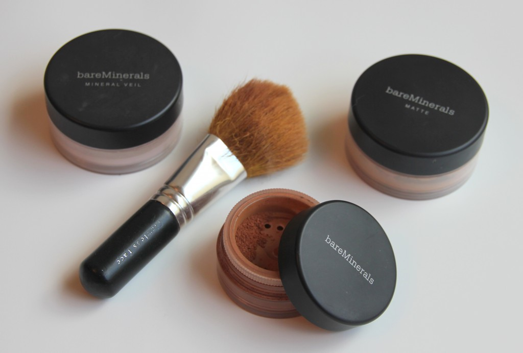 Everyday Makeup Essentials - Bare Minerals | Lady in Violet
