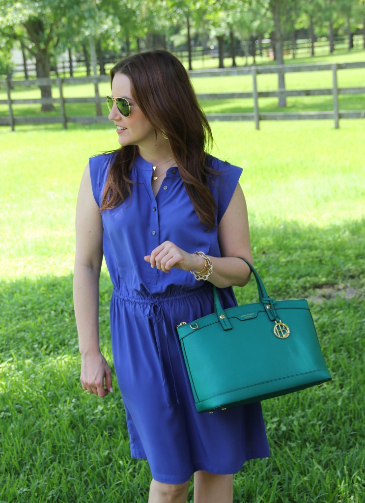 Tips for choosing the perfect colored satchel | Lady in Violet