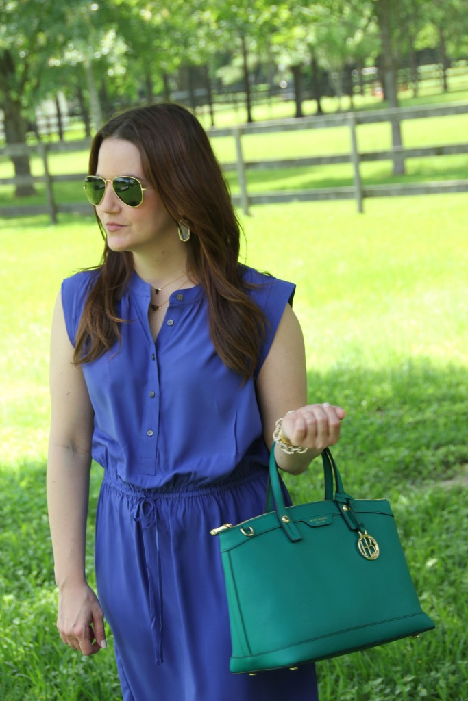 How to choose a colorful purse | Lady in Violet
