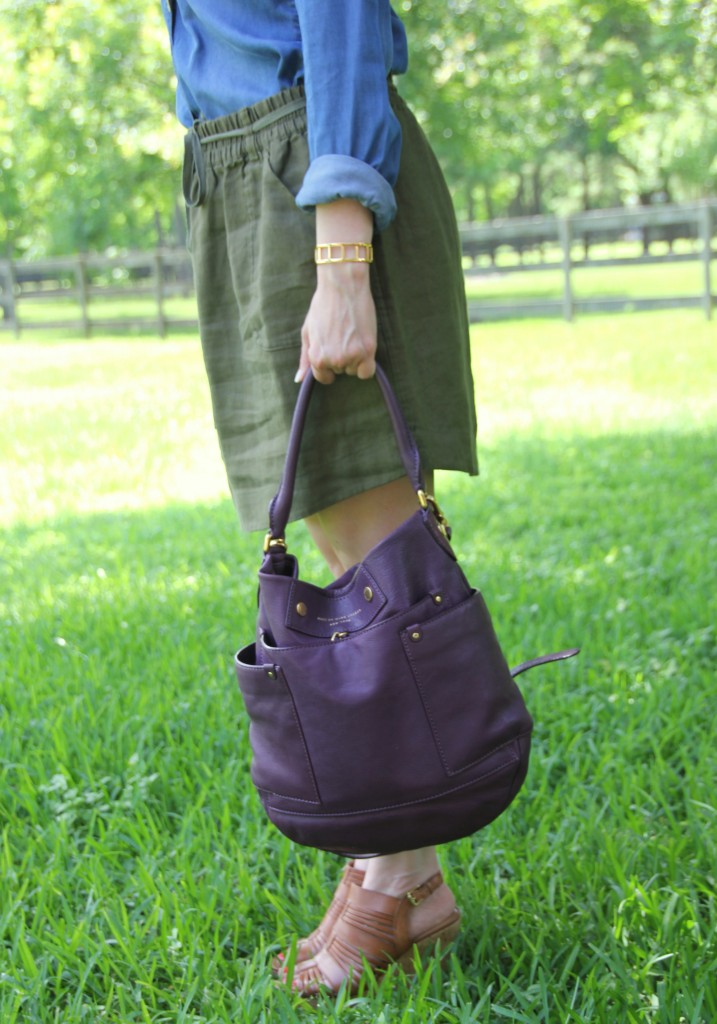 Marc by Marc Jacobs Bag | Lady in Violet