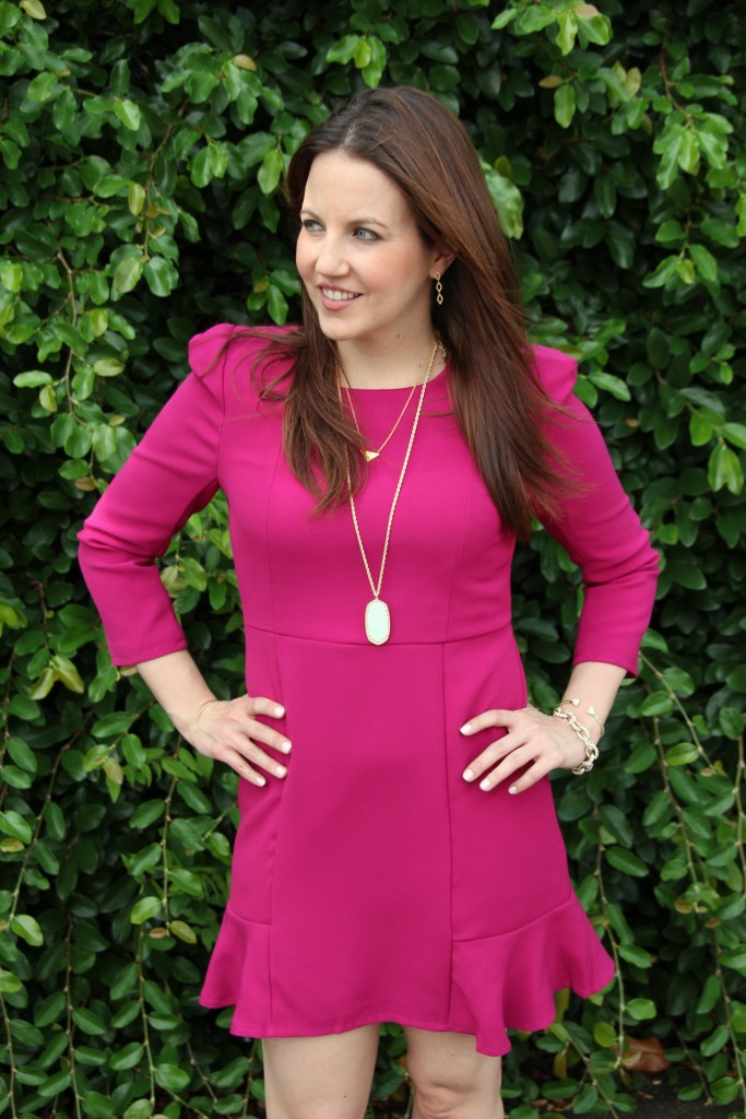 What to Wear to a Wedding | Lady in Violet