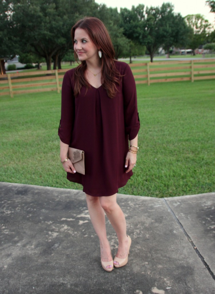 What I Wore to a Wedding | Lady in Violet