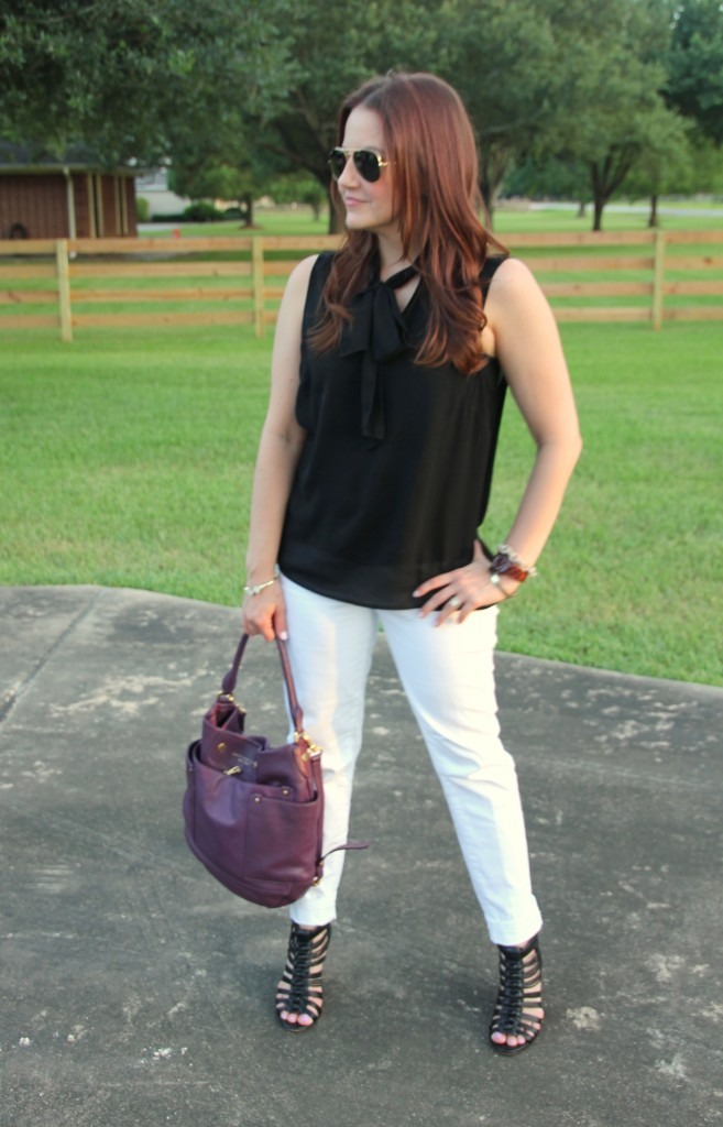 Summer Outfit Idea | Lady in Violet