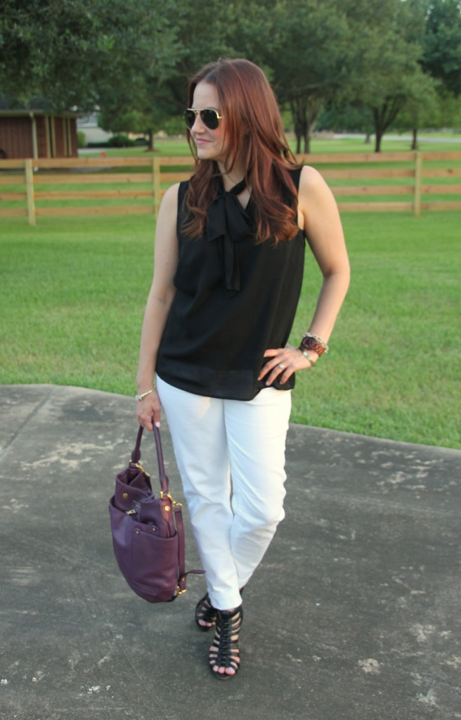 Weekend Style | Lady in Violet
