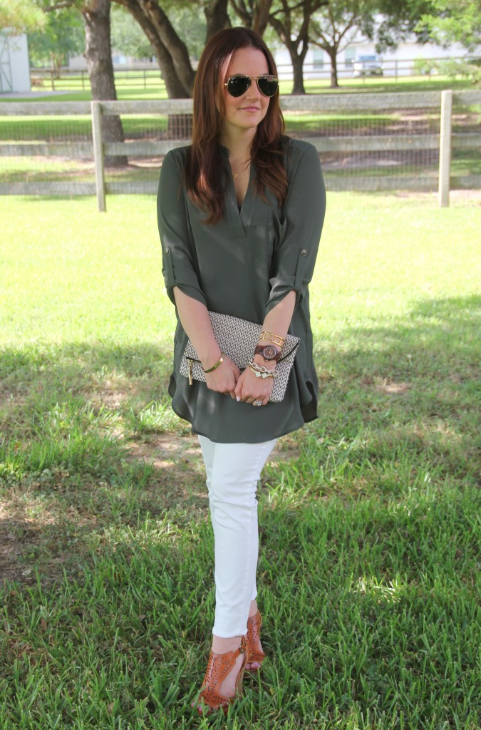 How to Wear a Tunic | Lady in Violet