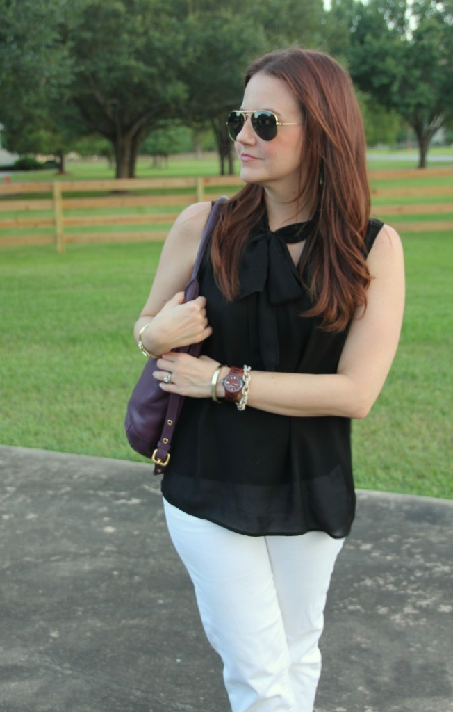 Summer Outfit | Lady in Violet #jordwatch