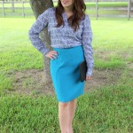 Perfect Pencil Skirt + GIVEAWAY