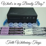 What's in My Beauty Bag? Teeth Whitening
