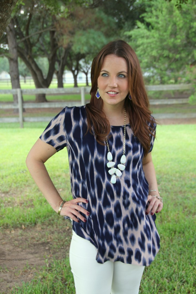 Ruthie Grace Boutique Top | Lady in Violet