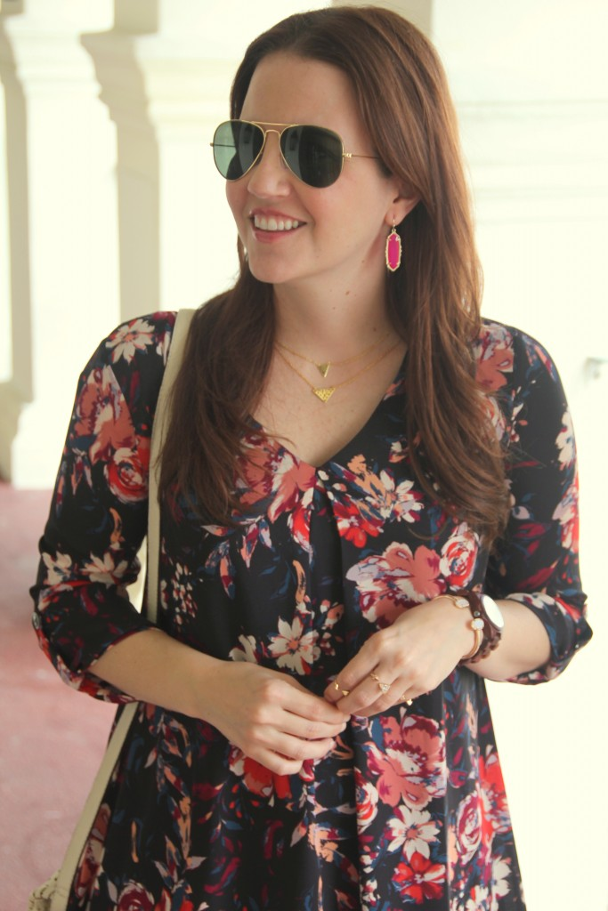 Mixing Gold and Rose Gold Jewelry | Lady in Violet