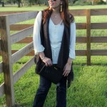 Sweater Vest + GIVEAWAY
