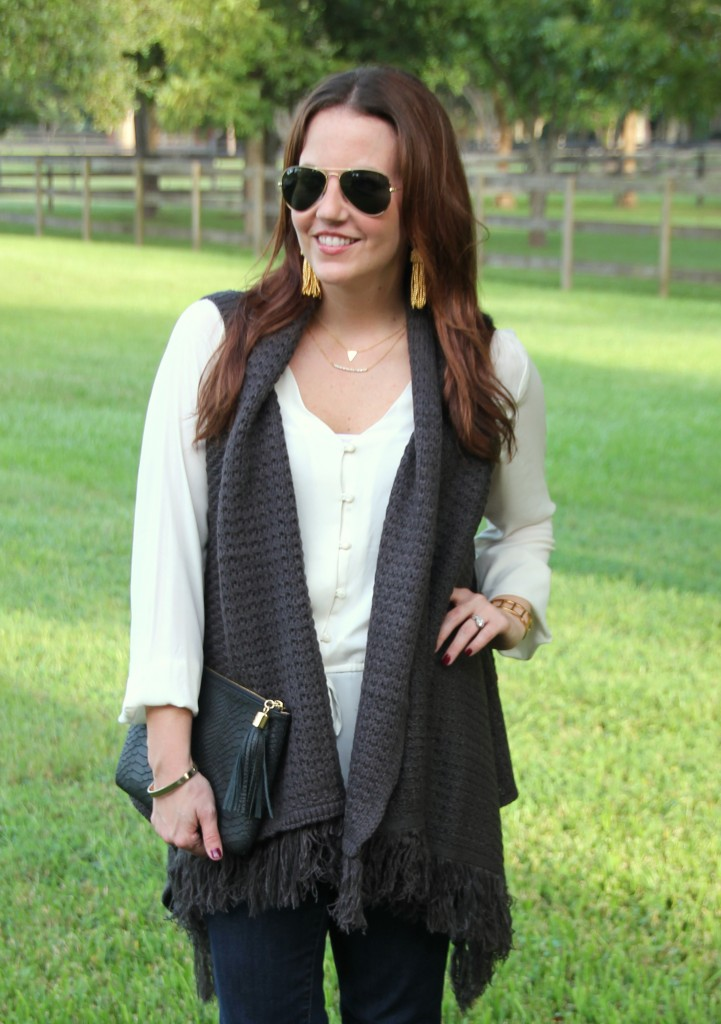 Mint Julep Boutique Sweater Vest | Lady in Violet