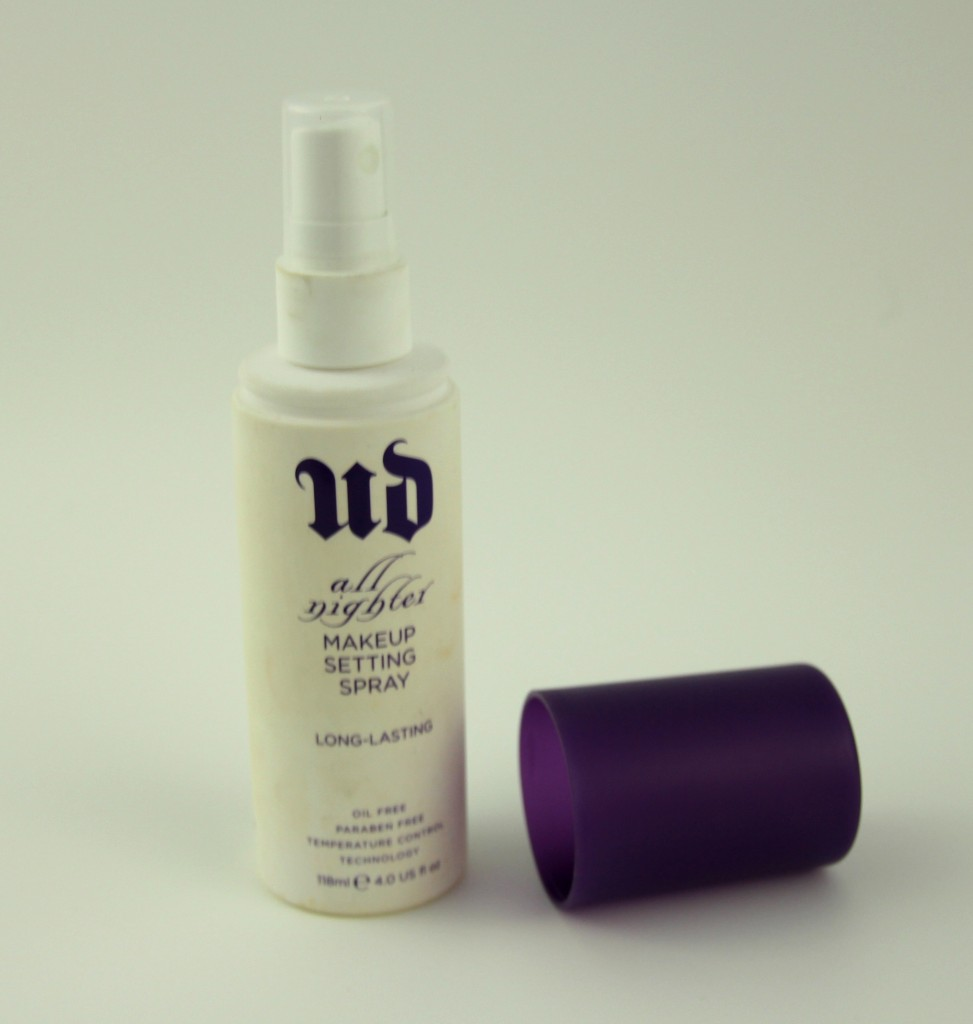 Makeup Setting Spray Review | Lady in Violet
