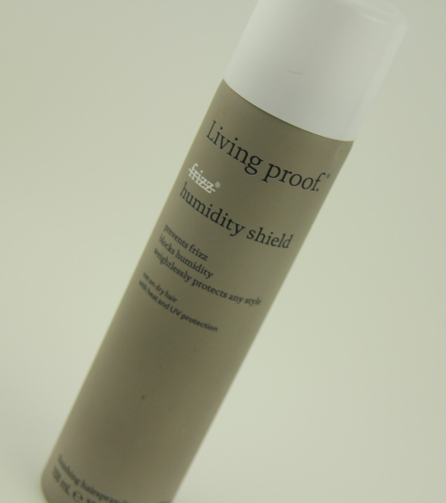 Living Proof Humidity Shield Review | Lady in Violet
