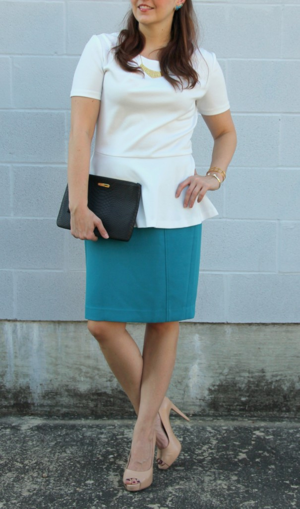 Office Work outfit inspiration | Lady in Violet