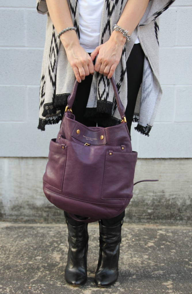 Marc Jacobs Purse | Lady in Violet