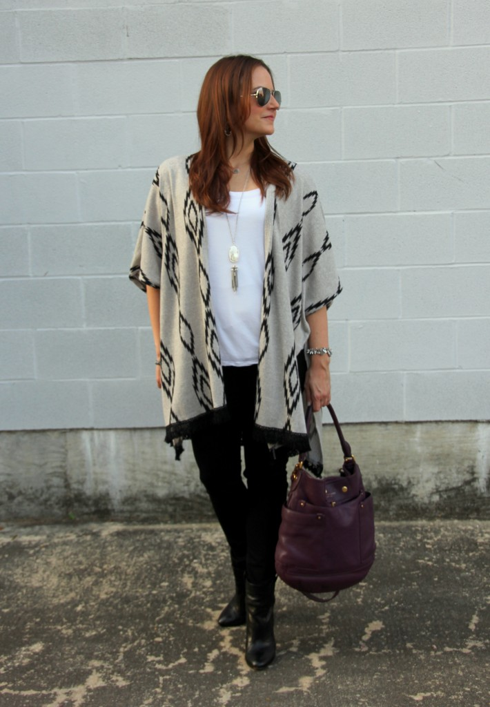 Fall Outfit | Lady in Violet
