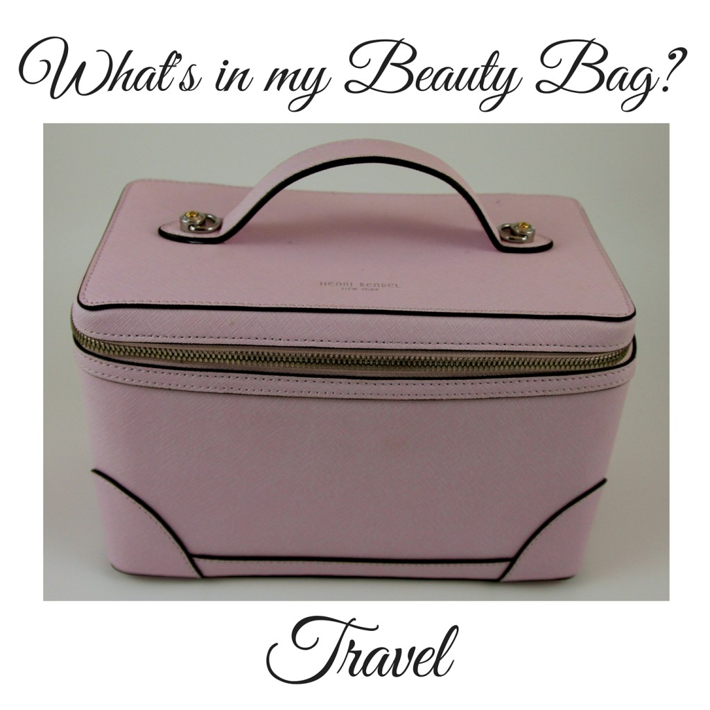 Beauty Products to pack when traveling | Lady in Violet