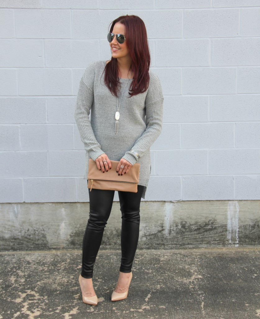 Chic Holiday Outfit Idea   Lady in Violet