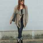 Long Cardigan & Booties